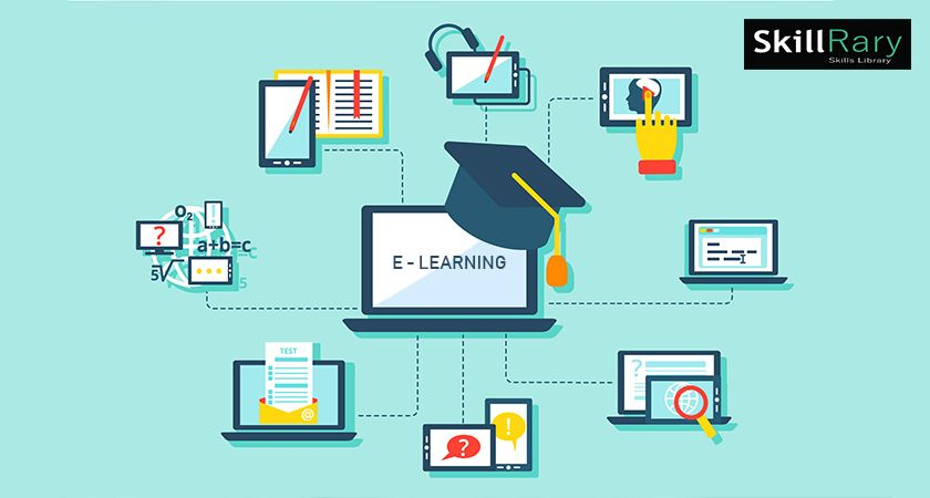 E Learning A Revolution In The World Of Education